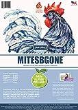 MitesBGone Backyard Chicken Nesting Herbs 10 oz - Get Rid of Chicken Mites and Lice Naturally