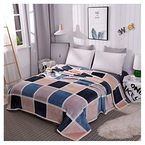 Deken Quilt Indikking Encryption Soft Skin-vriendelijke winter warme nap matras gemakkelijk te reinigen en Take Care Little