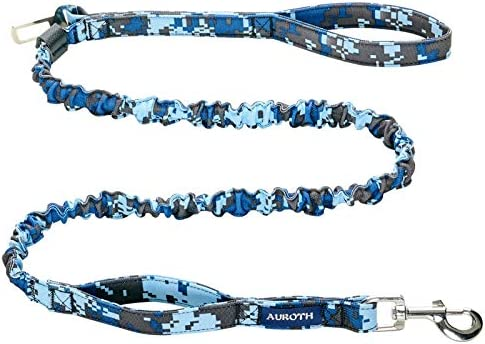 AUROTH Heavy Duty Bungee Dog Leash for Medium Large Breed Dogs No Pull for Shock Absorption product image