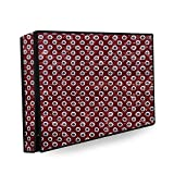 Stylista Printed led tv Cover Compatible for Samsung 23 inches led tvs (All Models)