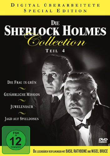 Collection - Teil 4 (4 DVDs)