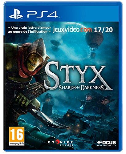 Focus Home Interactive Styx: Shards of Darkness PlayStation 4 Inglés vídeo -...