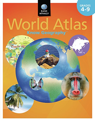 Know Geography™ World Atlas Grades 4-9...