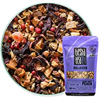 Tiesta Tea Loose Leaf Spicy Peach Herbal Tea, Ginger Sweet Peach