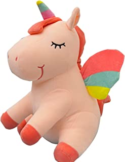 SKEIDO Unicorn Stuffed Animal Plush Unicorn Toy Gifts for Girls Toy Doll Children Toys Baby Cuddle Toys Birthday Gifts White