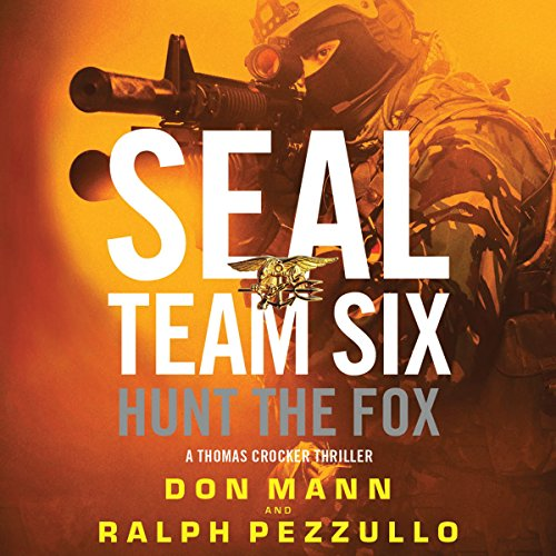 SEAL Team Six: Hunt the Fox audiobook cover art