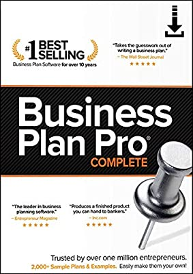 Business Plan Pro Complete [PC Online code]