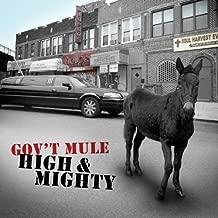 Best gov't mule - mighty high Reviews