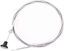 Euros 8 Foot FT. Universal Carburetor Choke Control Cable for 60122 Lawn Tractor Mower