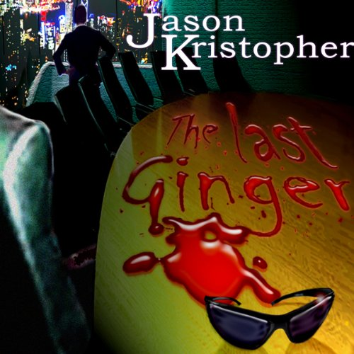 The Last Ginger audiobook cover art