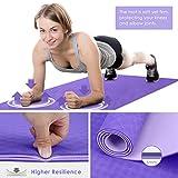 Zoom IMG-2 egoiggo tappetino yoga antiscivolo tpe