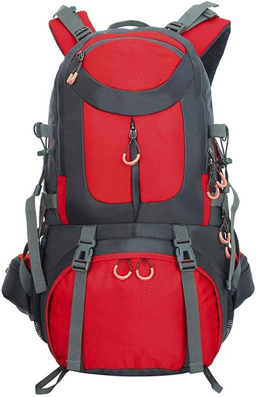 DYYTR Großauflader Outdoor-Bergsteigerbeutel für für für Männer und Frauen, die Camping Rucksack Wandern,60L B07PCL92KV  Guter Markt 0d9a36