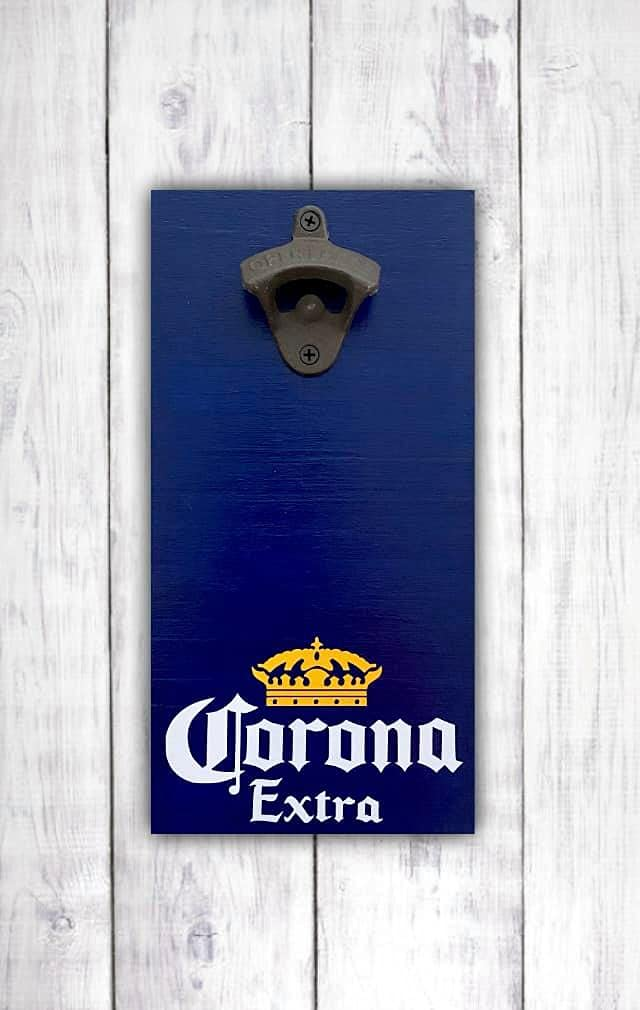 Corona Manufacturer OFFicial shop Extra Beer Bottle Wall Special price Mounted B Opener