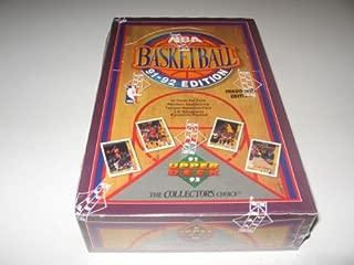 1991/92 Upper Deck Basketball Low Series Box