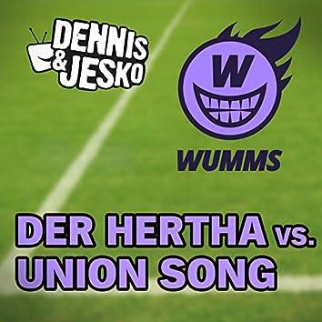 Der Hertha vs. Union Song