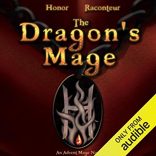 Couverture de The Dragon's Mage