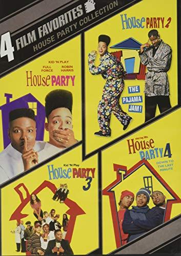 4 Film Favorites: House Party (Hous…