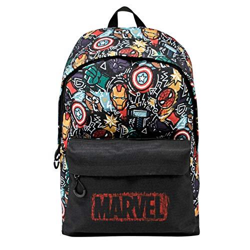 KARACTERMANIA Marvel Trend Mochila Freetime HS 1.1  Multicolor