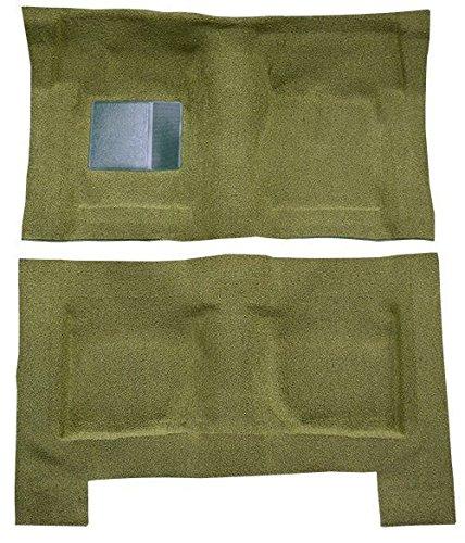 ACC Brand Carpet Compatible with 1965 to 1968 Mercury Colony Park, 4 Door (527-Silver 80/20 Loop)