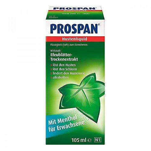 PROSPAN Hustenliquid 105 ml Flüssigkeit zum Einnehmen