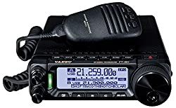 VN4002 40m band QRP CW transceiver RX demonstration - QRP Portable