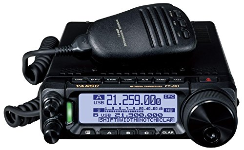 Yaesu FT-891 Mode Mobile Transceiver - Radioworl