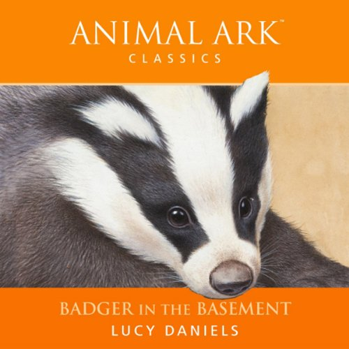 Animal Ark: Badger in the Basement cover art