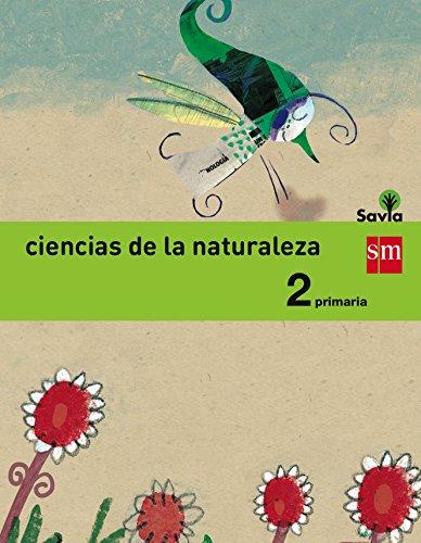 Ciencias de la naturaleza. 2 Primaria. Savia - 9788467575095
