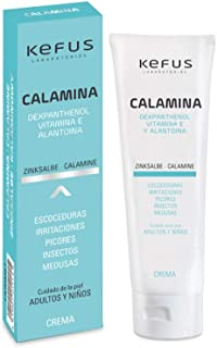 Kefus Crema Calamina con Dexpantenol 75 gramos