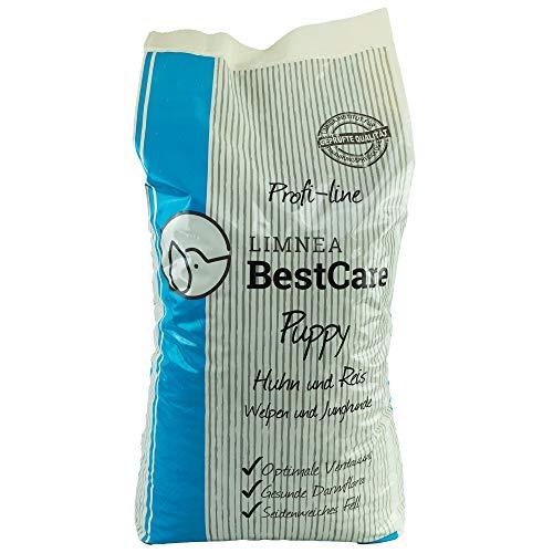 LIMNEA BestCare Huhn und Reis Puppy (spezielle Welpennahrung) bis zu 6 Monaten (3kg)
