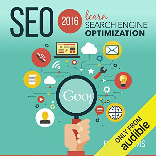 SEO 2016: Learn Search Engine Optimization cover art