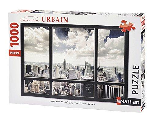 puzzle new york Ravensburger Nathan 87461 Puzzle Vista su New York