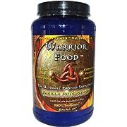 Warrior Food Vanilla Enhanced, Vegan Protein, 1000 gram