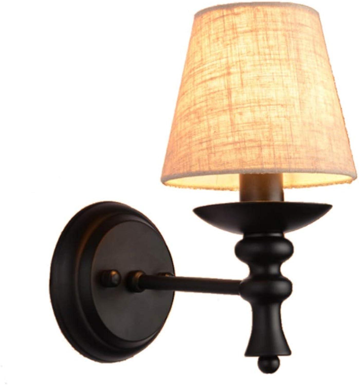 Apliques de parojo, Luz de parojo LED Lámpara de parojo interior Estilo Europeo Moderno Arte de Hierro Apliques de Iluminación Sala de estar Dormitorio Comedor