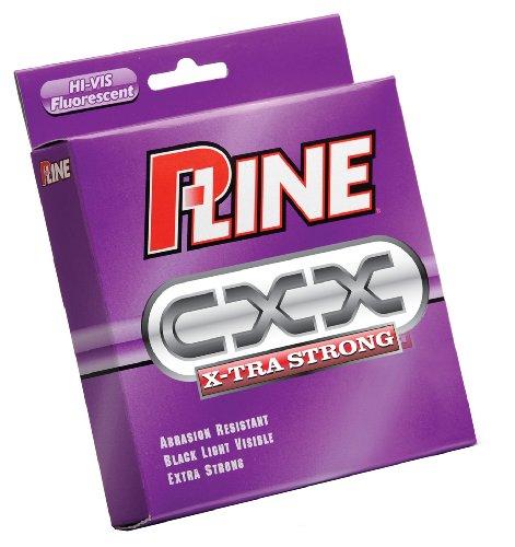 P-Line - Rollenzubehör in Transparent, fluoreszierend, Größe 20-Pound