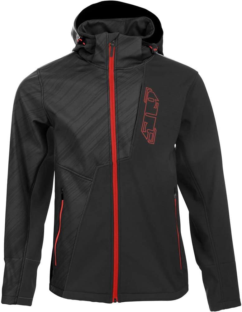 509 Tactical Softshell Jacket (Red - Medium)
