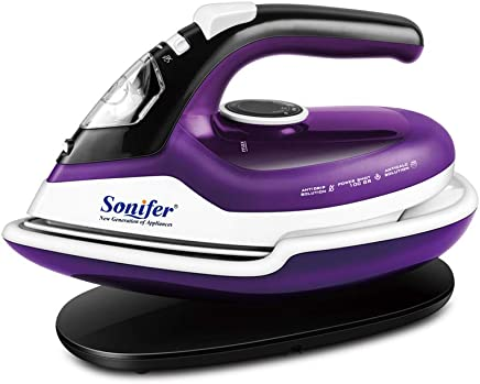Russell Hobbs Supreme Steam Traditional Iron 23060 2400 W Purple//White