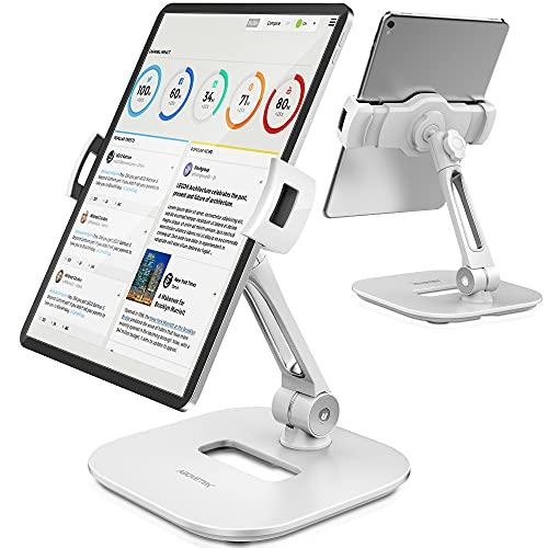 AboveTEK Supporto per Tablet in Alluminio, Porta 360 Regolab