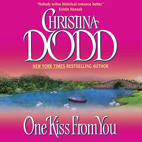 One Kiss from You audiobook cover art
