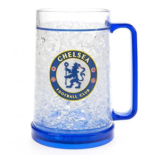 Offizieller Chelsea FC Kunststoff-Krug für Gefrierschrank