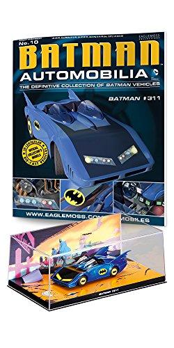 Batmóvel. Batman #311