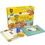 BEOOK Little KROKODIL Push The Box Tischspiele, Denken der Übung Kinder und verbessern Ihr Denken,...
