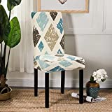 Fundas para sillas de Colores Spandex Fundas elásticas...