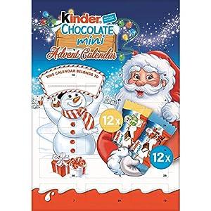 Kinder - Calendario de adviento (2 unidades, 135 g)