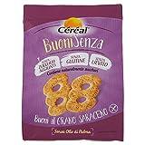 Céréal BuoniSenza Al Grano Saraceno BIscotti Senza Glutine 200g