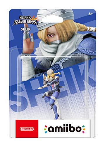 Shiek Amiibo (Super Smash Bros.) - 2
