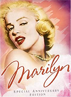 Marilyn Monroe Special Anniversary Collection: (The Seven Year Itch / Gentlemen Prefer Blondes / Niagara / River of No Return / Let's Make Love / and more)