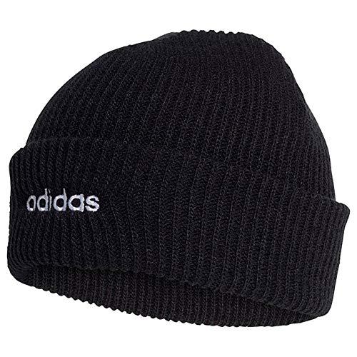 adidas CLSC Beanie Hat, Black/White, OSFY