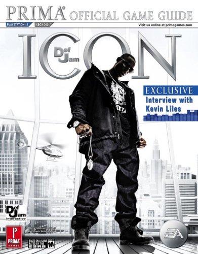 Def Jam: Icon: Prima Official Game Guide PDF Books