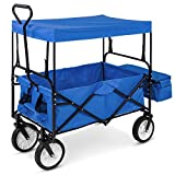 Best Folding Wagons - Best Choice Products Folding Utility Cargo Wagon Cart Review